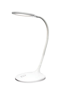 Jet 10W LED task lamp white