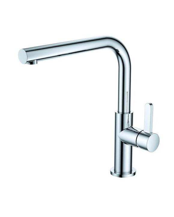 Argent Haus Straight Kitchen Mixer