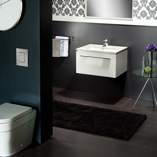 Argent Kato Cabinet 850 with Stone Top and Basin