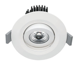 Mezzo 12W LED downlight white 5000K