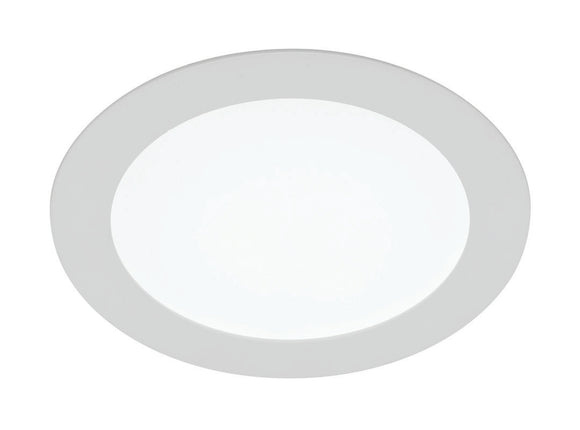 Theo 9W LED recessed panel 5000K