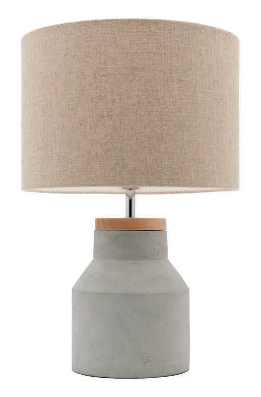 Moby table lamp timber