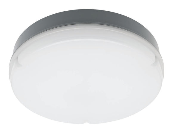 Swell 20W LED ceiling light with emergency kit