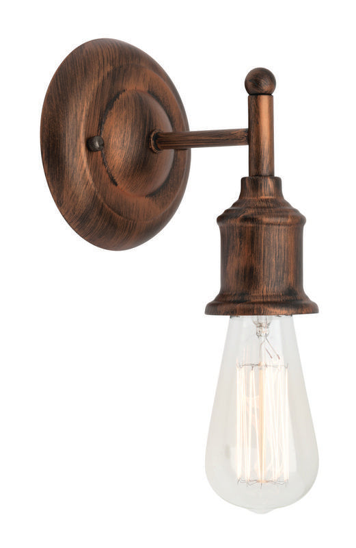 Leona wall lamp bronze
