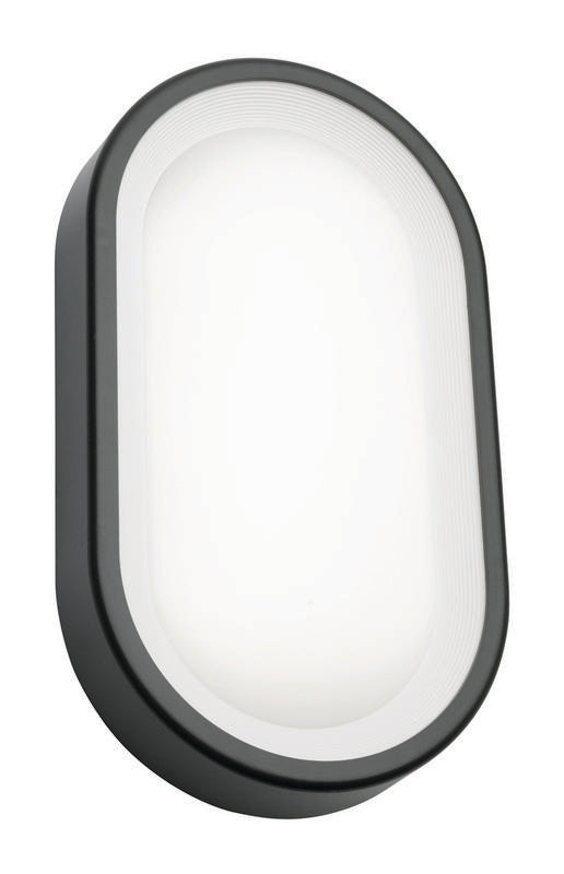 Arena 18W LED exterior oval grey