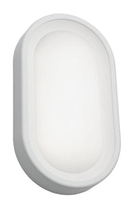 Arena 9W LED exterior oval white