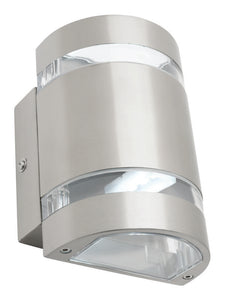 Karratha 2x3W LED up/down exterior light