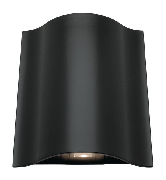 Arch 2x3W LED up/down exterior black