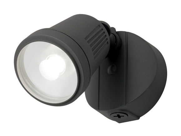 Otto 1x12W LED floodlight black