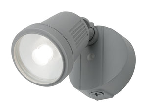 Otto 1x12W LED floodlight silver