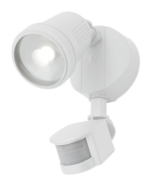 Otto 1x12W LED floodlight with sensor white