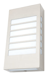 Venice LED outdoor light 6W LED stainless steel