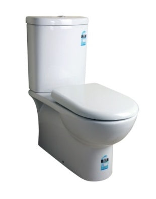 Tradeworld Oxford Toilet Suite P Trap