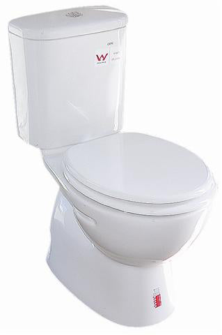 Tradeworld Richmond Toilet Suite S Trap