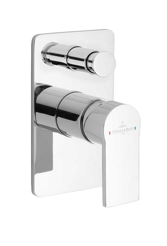 Villeroy and Boch Arcitectura Diverter Trim Set