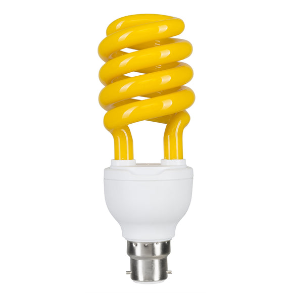 CFL anti-insect 20W B22 bulb