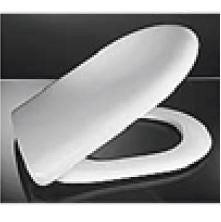 Argent Wave Soft Close Seat