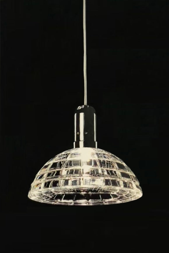 Epic B3111-1  Zara Crystal Pendant 1 Light