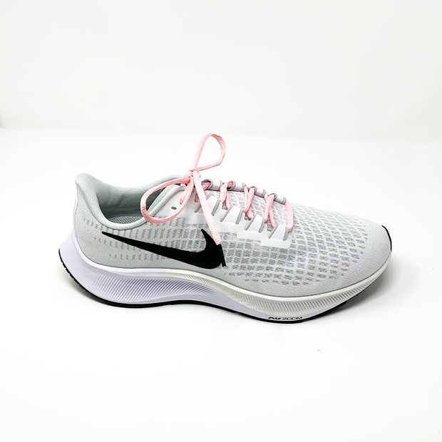 Solid Pink Athletic Sneaker Laces 1