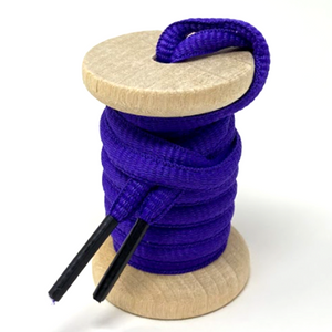 Solid Purple Athletic Sneaker Laces