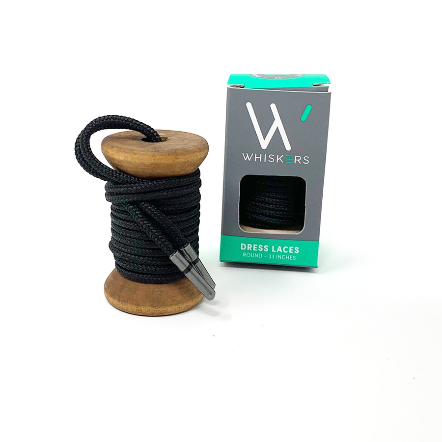 Solid Black Dress Laces