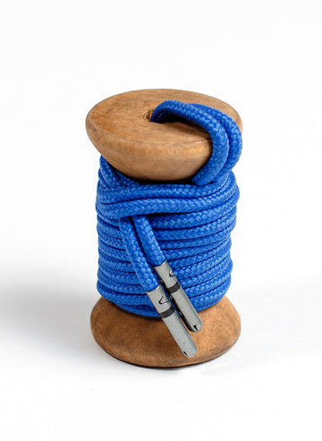 Solid Blue Dress Laces