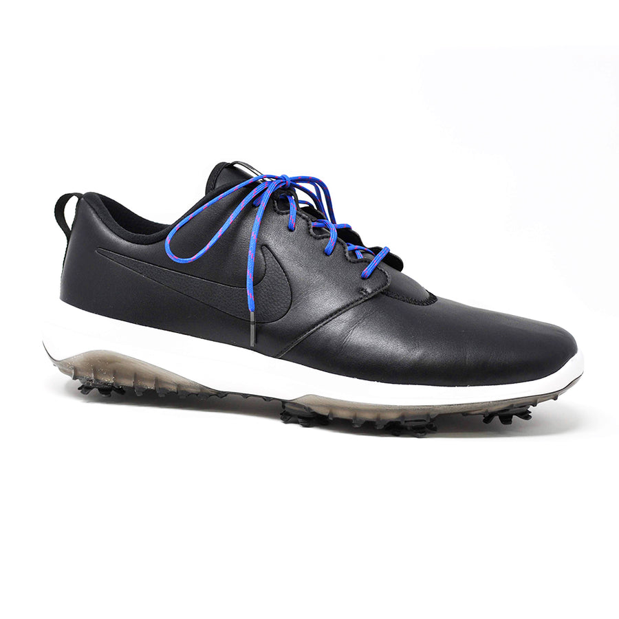 Blue & Berry Athletic Flat Golf Laces