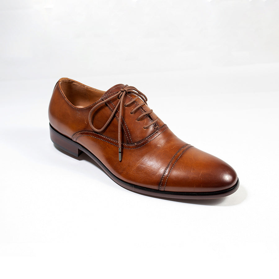 Solid Brown Dress Laces
