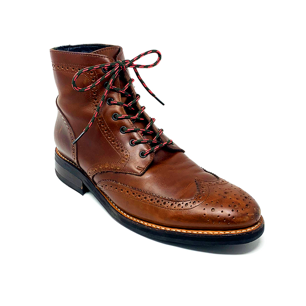 Forest Night & Guava Boot Laces 1