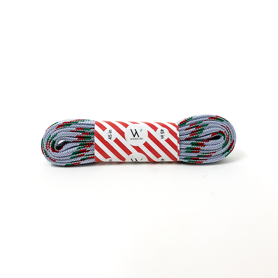 Limited Edition Holiday Laces - Gray