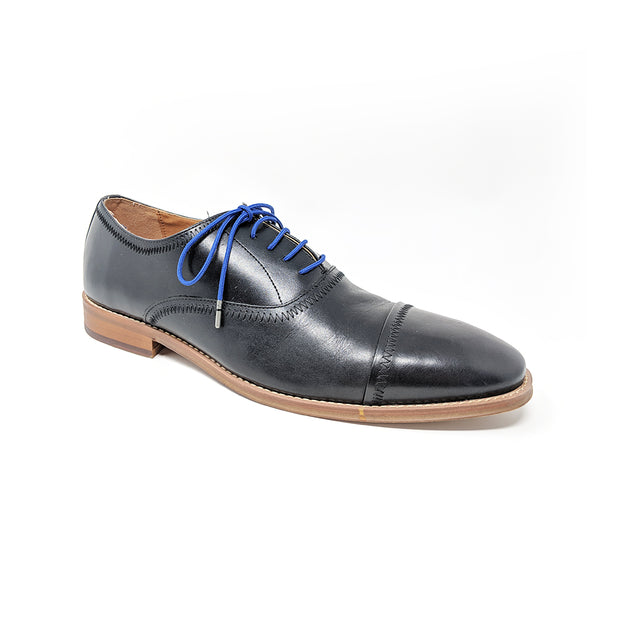 Solid Navy Dress Laces 1