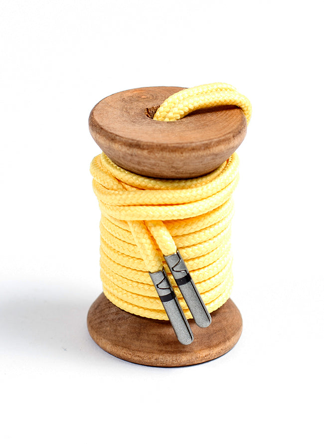 Solid Yellow Dress Laces