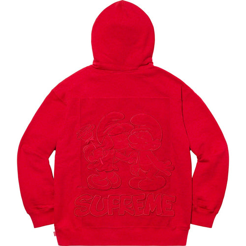 Supreme/Smurfs Hooded Sweatshirt