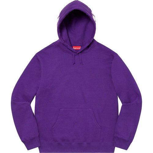 Rupreme Rib Hooded Sweatshirt
