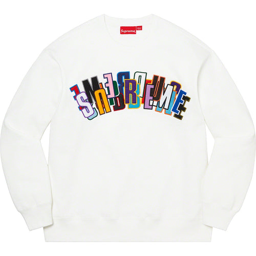 Stacked Crewneck