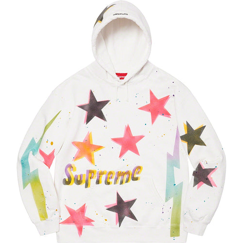 Gonz Stars Hooded Sweatshirt