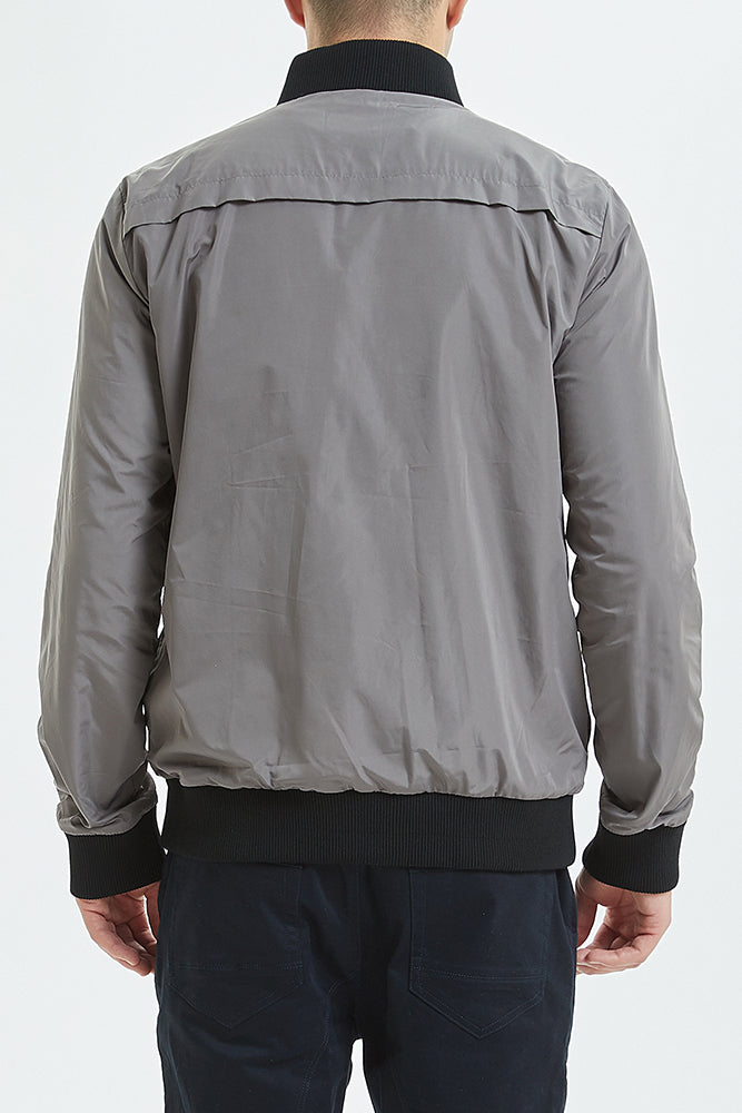 Double Face Bomber Jacket