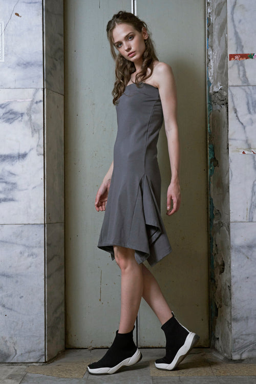 New Look Elasticated Dress