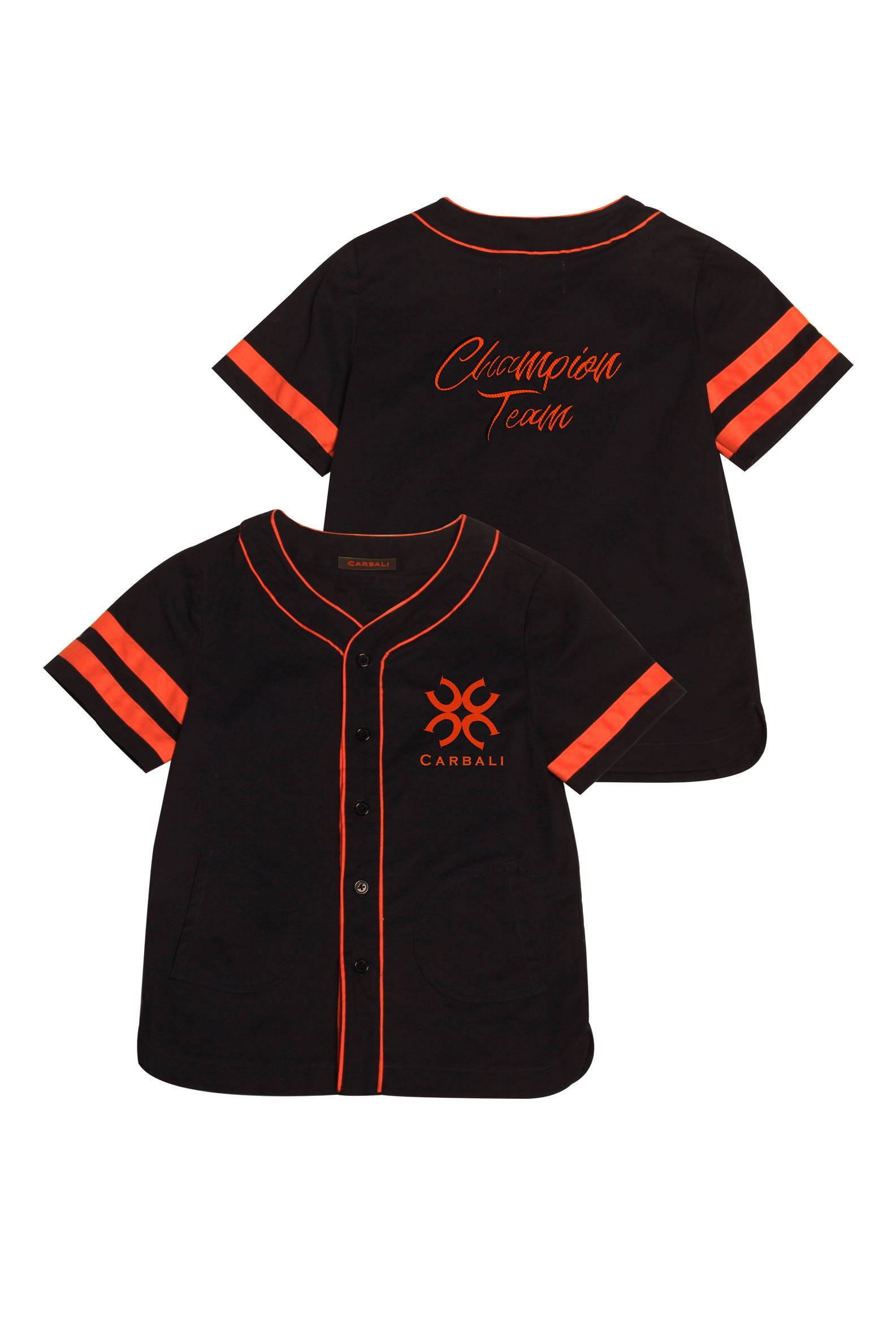 Embroidery Baseball Jersey