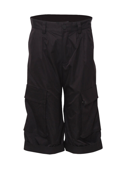 Utility Pant Trouser With Big Pocket