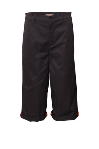 Originals color block track pants in black