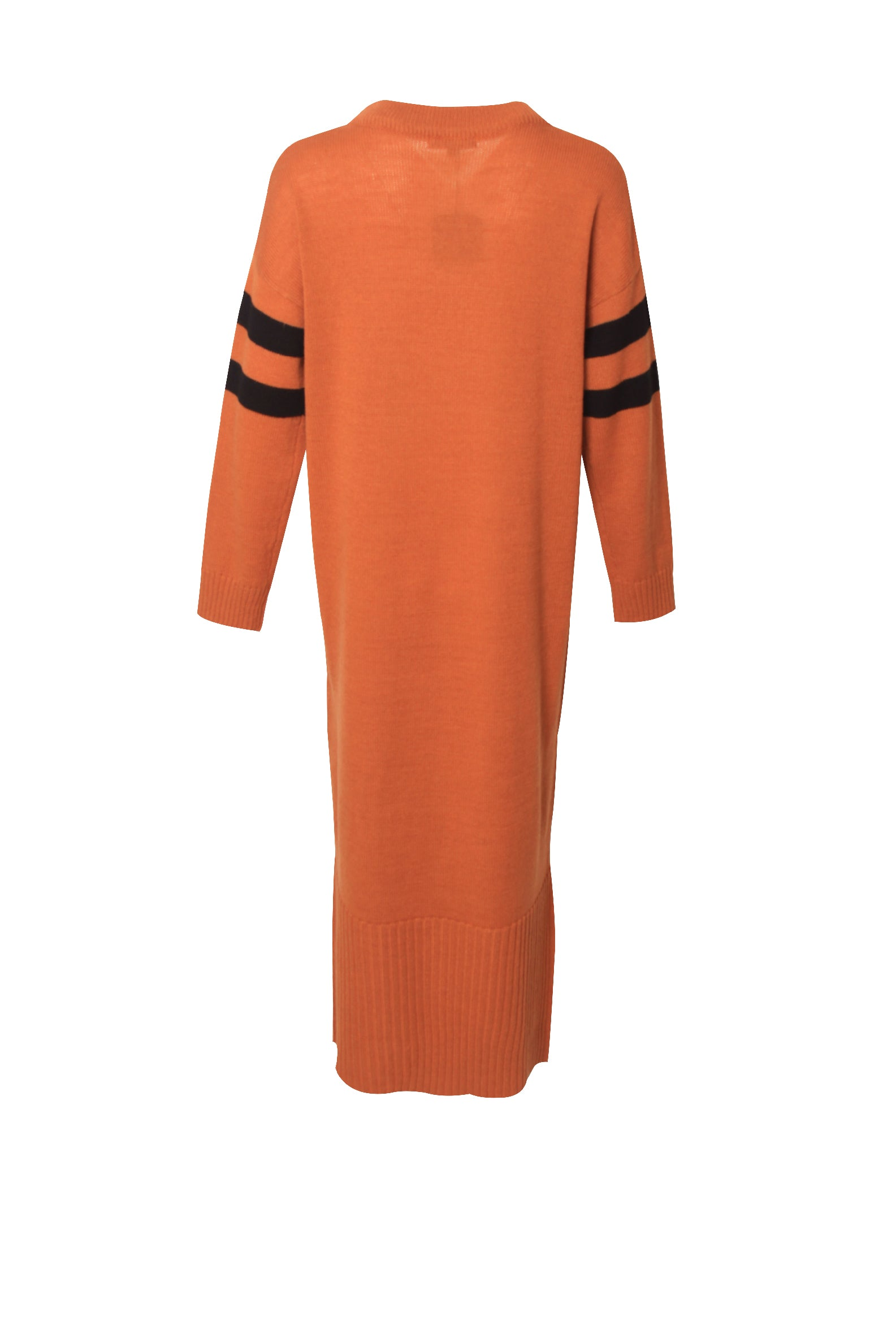 Logo Knitted Dress