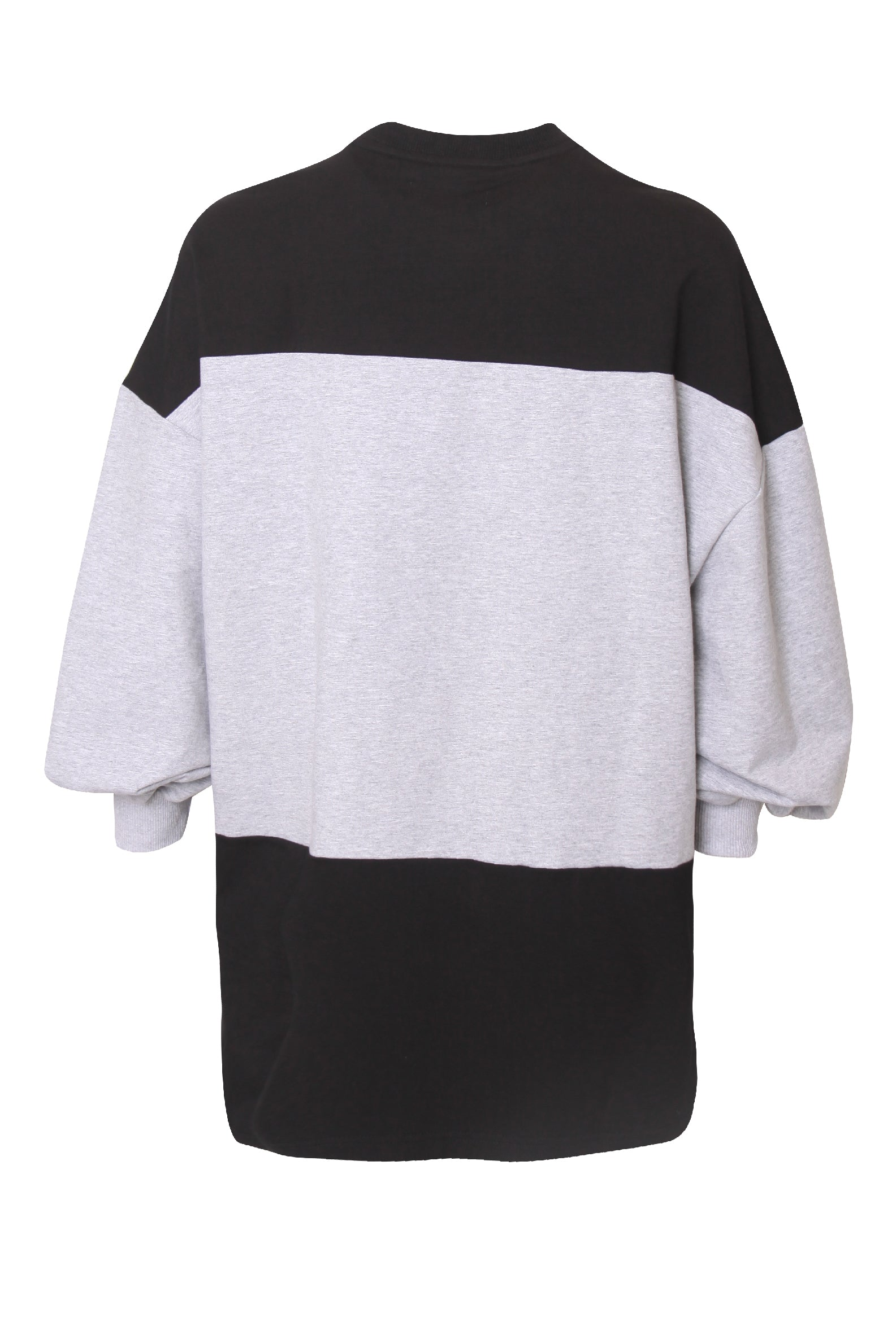 Abstract Pattern  Colourblock  Tunic