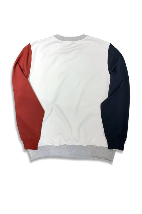 Carbali Colorblock Sweatshirt
