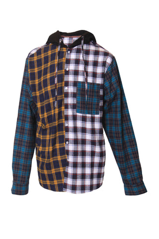 Vintage Colour Block Shirt
