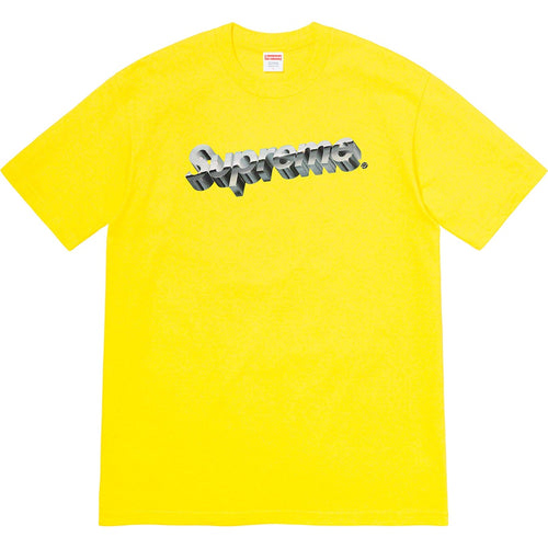 Chrome Logo Tee