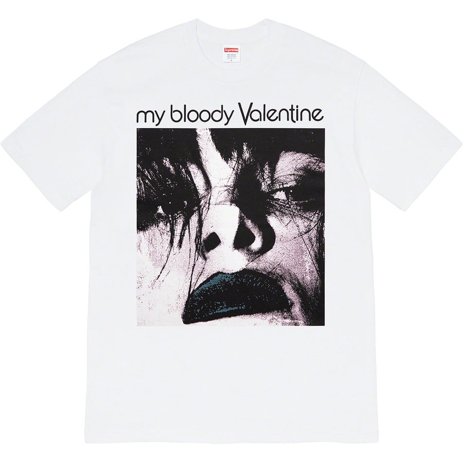 My Bloody Valentine/Supreme Feed Me With Your Kiss Tee
