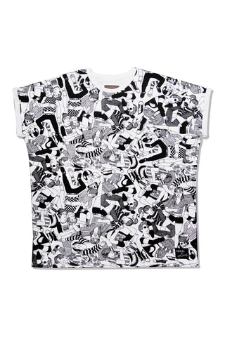 Abstract Illustration Tee