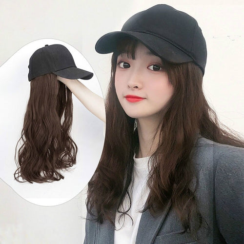 100% PREMIUM HIGH-QUALITY HAIR WIG WITH CAP