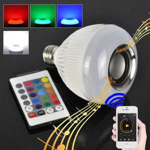 Bluetooth LED Play Bulb